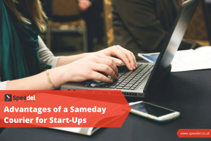 Sameday Courier Services For Start-Ups