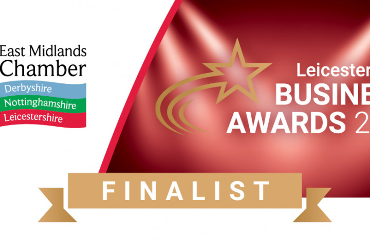 Speedel selected as finalists in two categories at Leicestershire Business Awards