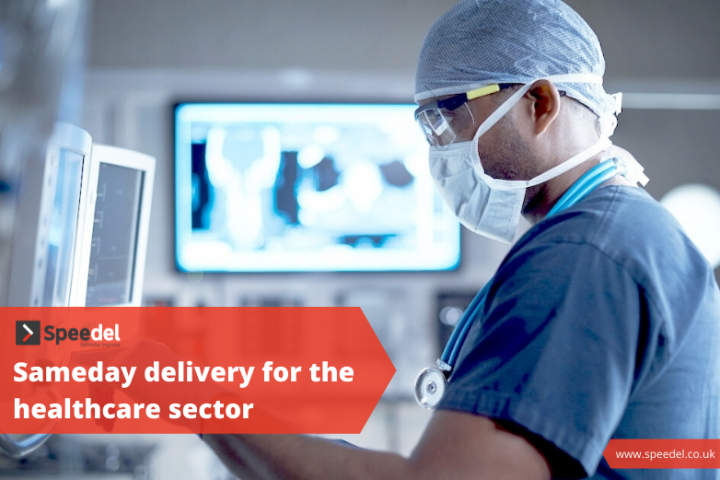 Covid-19: Healthcare Sameday Delivery