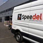 Speedel Delivery Van